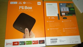 Xiaomi Mi Box IR Codes - Press Start to Stop