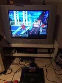 Ninja Combat, Game Play