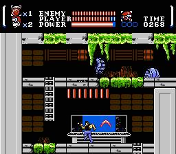 Power Blade NES Level