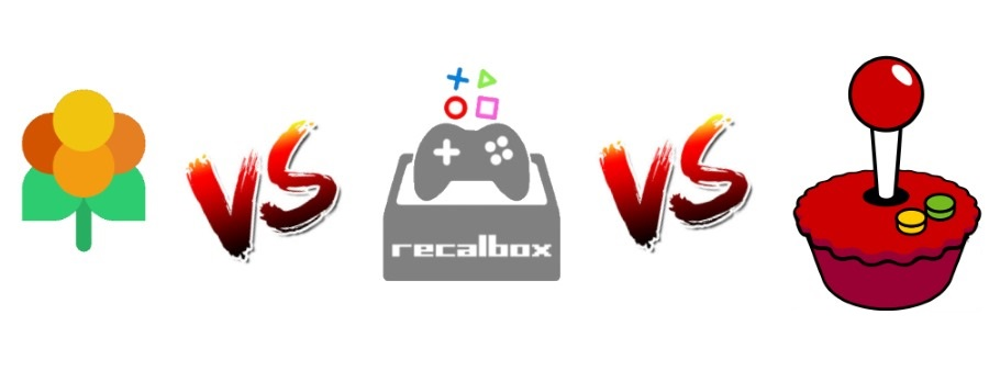 Retropie vs Recalbox vs Lakka - Press Start to Stop