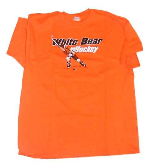 Orange Shirt Black Bear