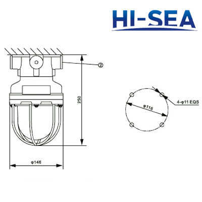Sketch of aluminum explosion proof incandescent light?resize\=400%2C400 t5 ballast wiring diagram t5 ballast product, t5 light ballast t5 ballast wiring diagram at soozxer.org