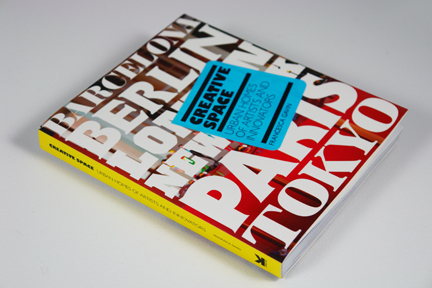 "cover of ""Creative Space"" book"