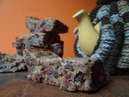 Cakes & Bakes: fruitcake slices