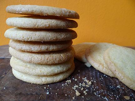 Cakes & Bakes: Lemon refrigerator cookies