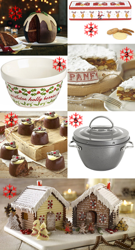 selection of Christmas items from Lakeland