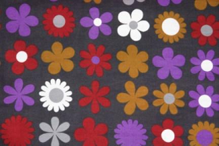 vintage Genia Sapper 'Heidi' fabric