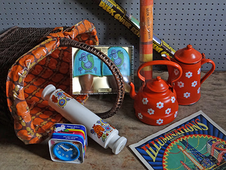 vintage collectables shortly to be listed in the H is for Home webshop