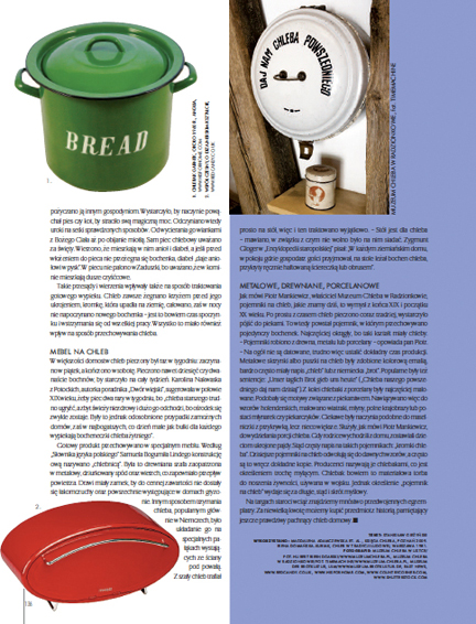 September 2010 Weranda Magazine cutting