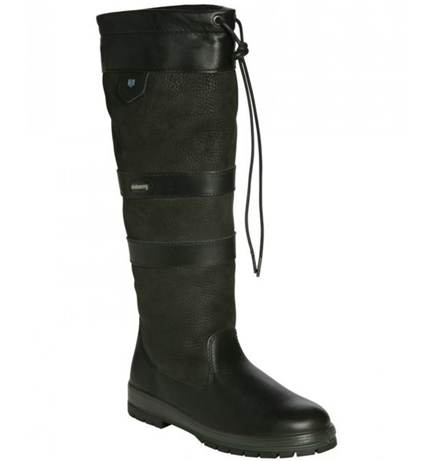 black Dubarry Galway boot