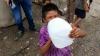 Children enjoying clean, safe water