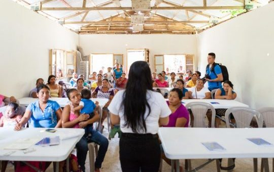 Education is the Key to Breaking the Cycle of Poverty