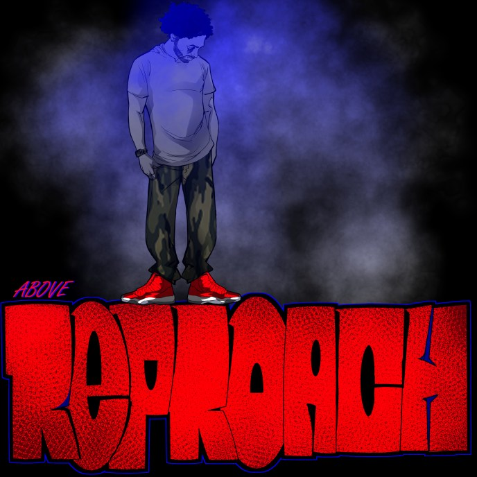 Above Reproach Cover Image