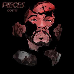 Pieces, Cover