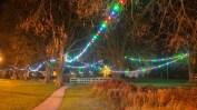 Christmas Lights The Green 2