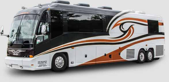 Band Bus Rental