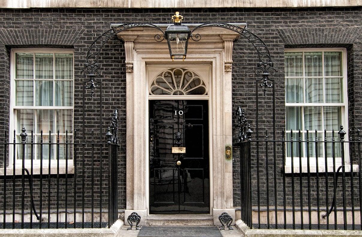 10 Downing Street、ロンドン、イギリス | HiSoUR 芸術 文化 美術 歴史