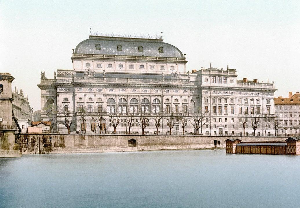 Nationaltheater Prag Programm