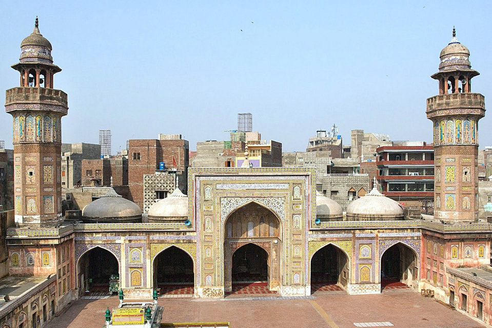Walled-City-of-Lahore