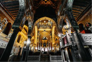 Arab Norman architecture in Palermo Italian Youth Committee UNESCO