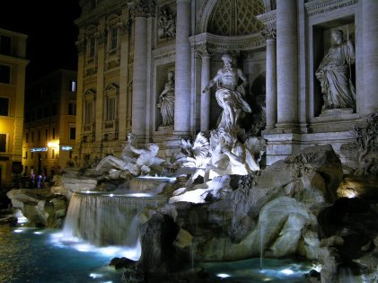 Famous Fountains Discover the Flow of Water in Rome Italian Youth Committee UNESCO