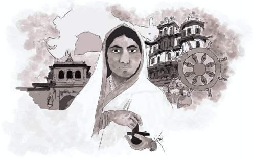Queen Ahilyabai Holkar, by Zubaan