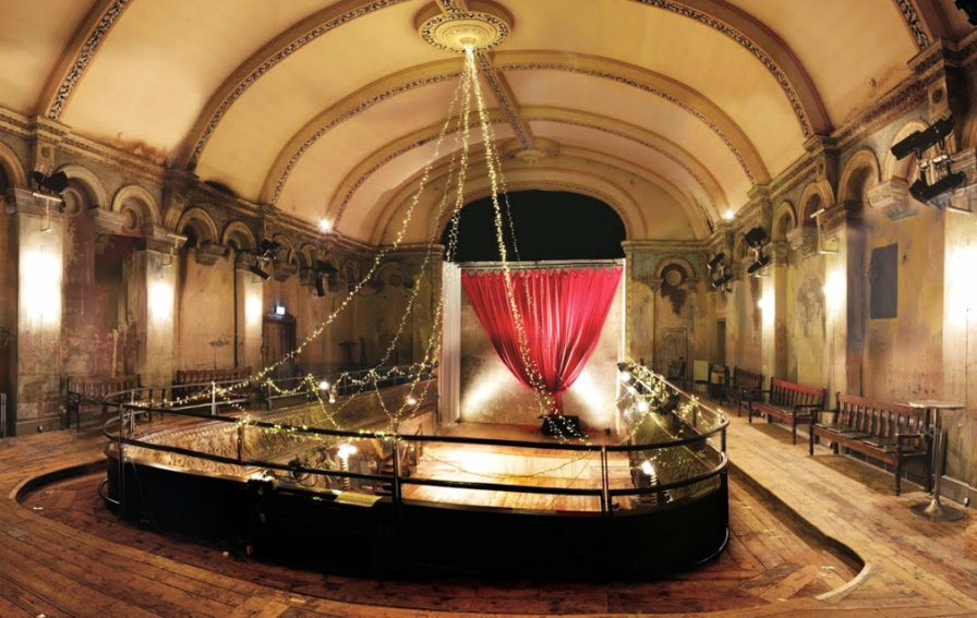 Saving Wiltons Music Hall
