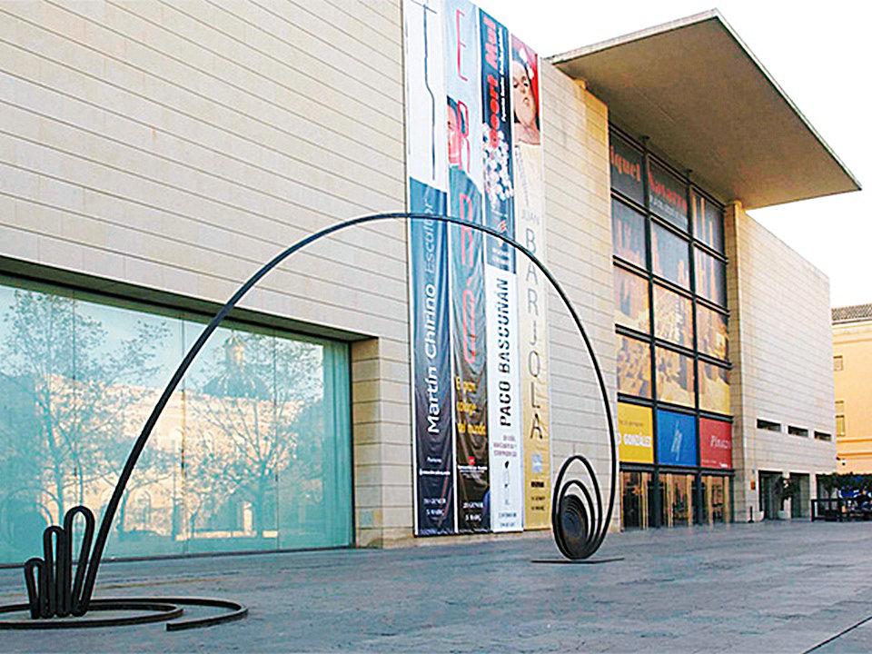 Valencian Institute Of Modern Art Spain Hisour Hi So