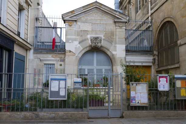 the fate of the children of the Marais Yad Vashem