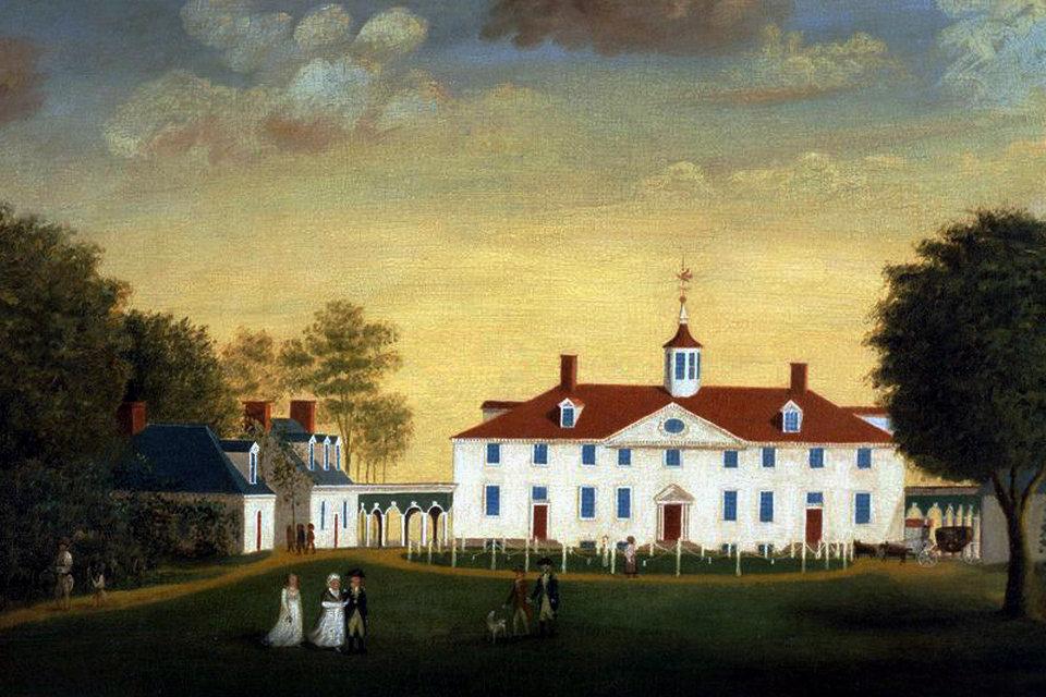 Mount Vernon datant datant d'un coloc douchebag