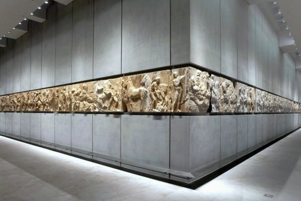 The Parthenon Gallery, Acropolis Museum