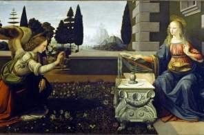 Leonardo's room and adjoining rooms, Uffizi Gallery