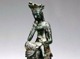 Rise of Buddhism, Asuka period Nara period, Tokyo National Museum
