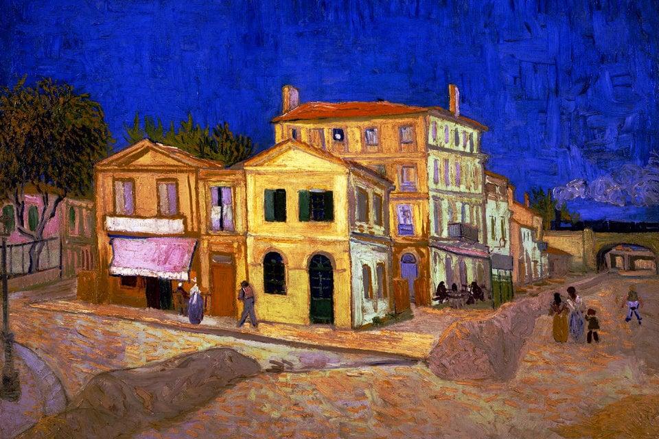 Van Gogh Und Das Gelbe Haus Freundschaft Und Einfluss Van Gogh