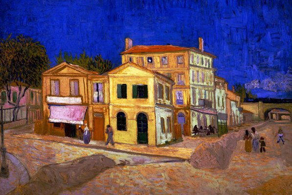 Van Gogh and the yellow house, friendship and influence, Van Gogh Museum