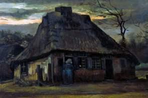 Van Gogh in 1883-1885, a peasant painter, Van Gogh Museum