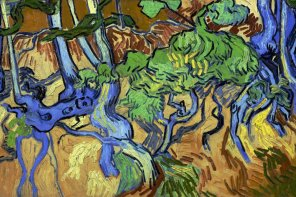Van Gogh in 1889-1890, hospitalization, Van Gogh Museum