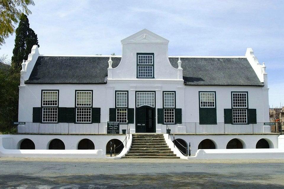 Cape Dutch Architecture Hisour Hi So You Are