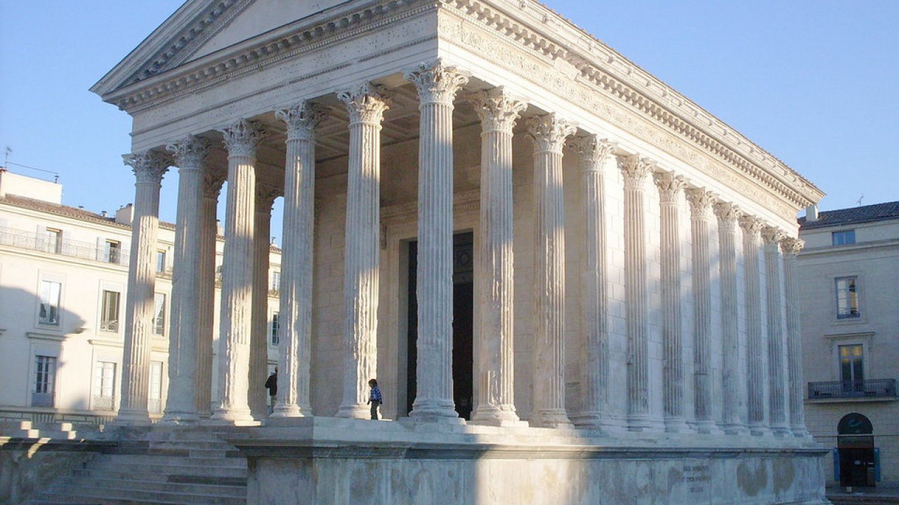 Arquitectura clásica – HiSoUR Arte Cultura Historia