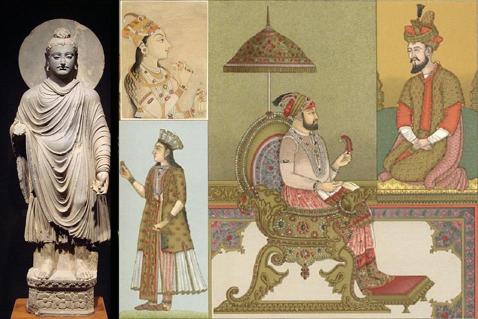 भारत में कपड़ों का इतिहास | HiSoUR कला संस्कृति का इतिहास