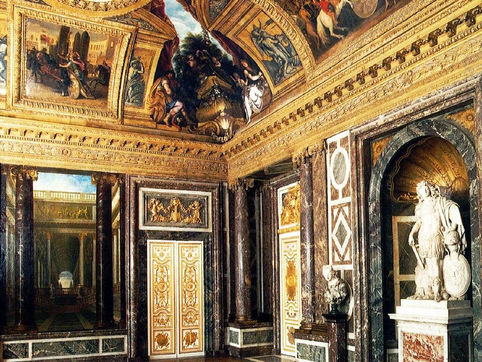 Stil Louis XIV | HiSoUR Kunst Kultur Ausstellung