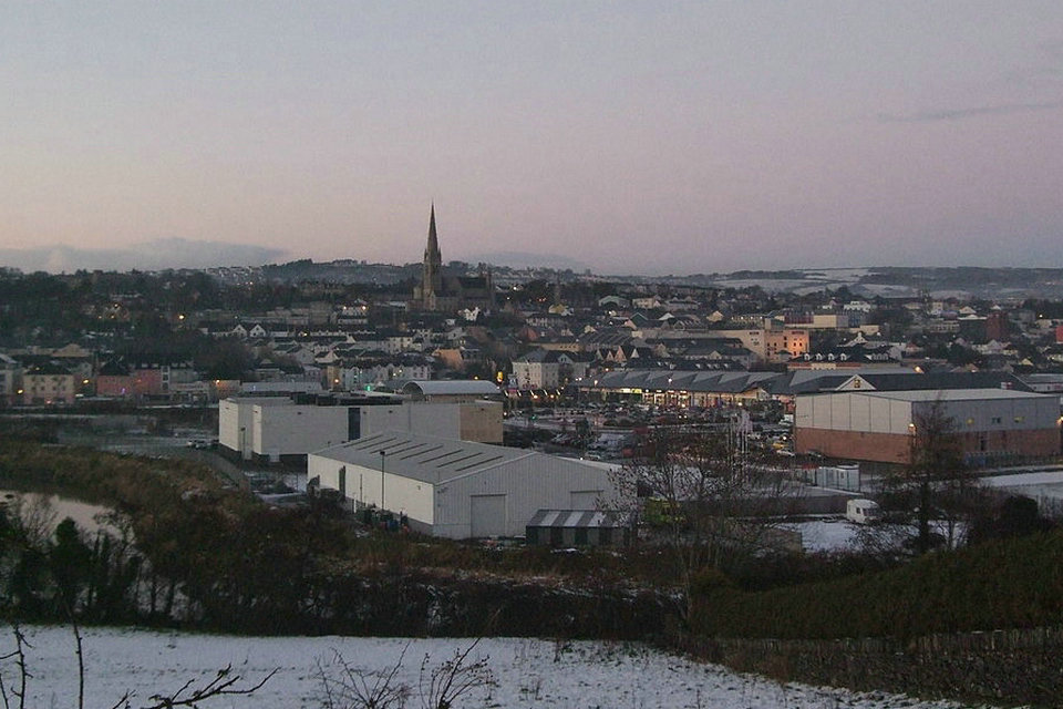 Architecture of Letterkenny - Wikipedia