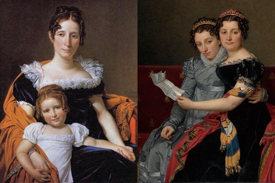41e782b0d ريجنسي نمط أزياء النساء في 1810-1820 – HiSoUR والفن تاريخ معلومات السفر