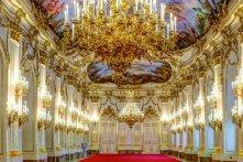 Central rooms, Schönbrunn Palace