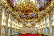 Central rooms, Schönbrunn Palace