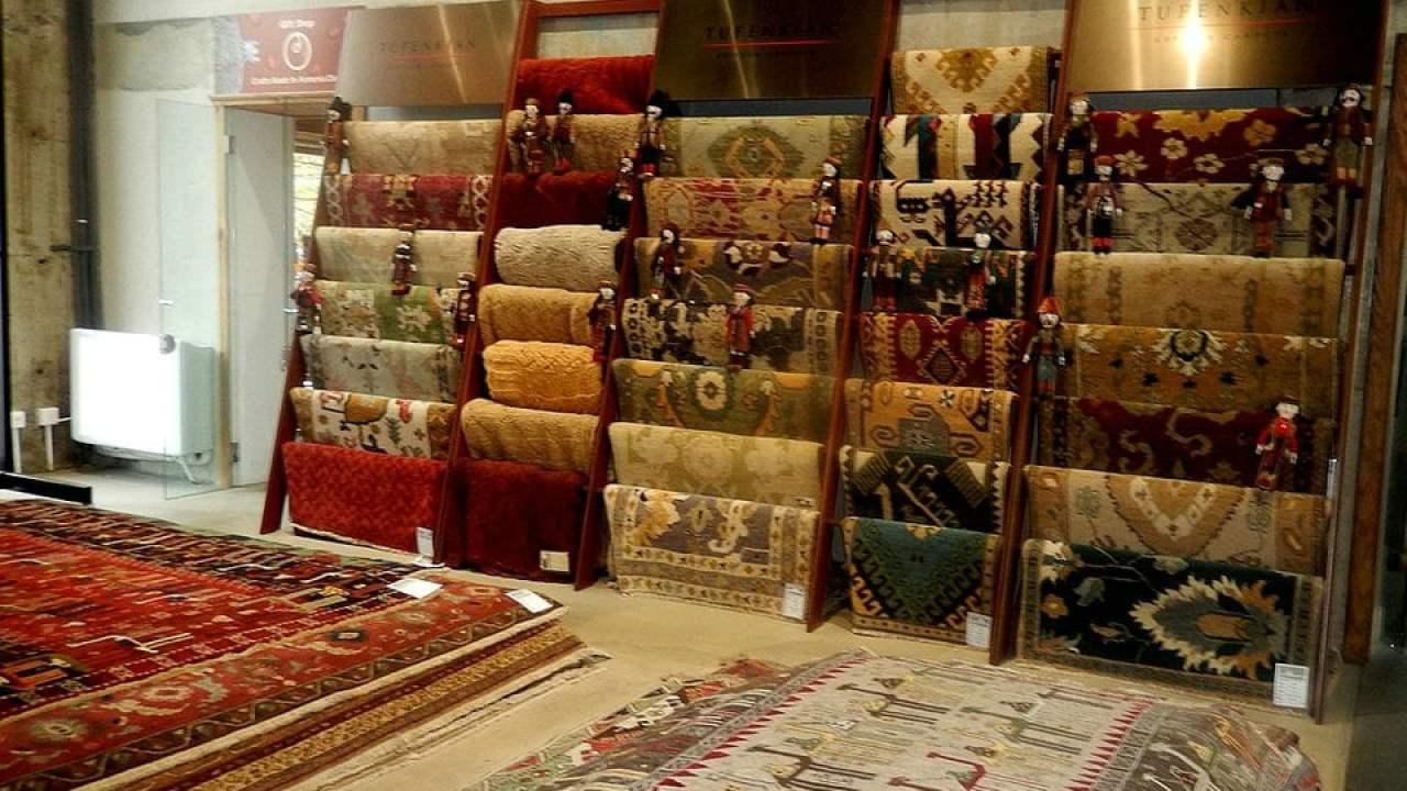 Klassifizierung Von Armenischen Teppichen Hisour Kunst Kultur Ausstellung