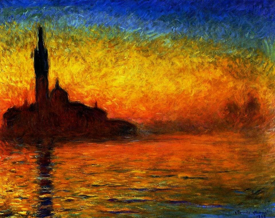 Impressionismus Kunst Definition