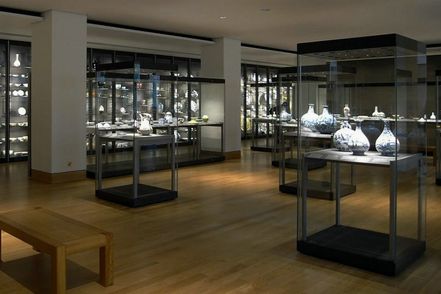 Chinese Ceramics, Sir Percival David Collection, British Museum