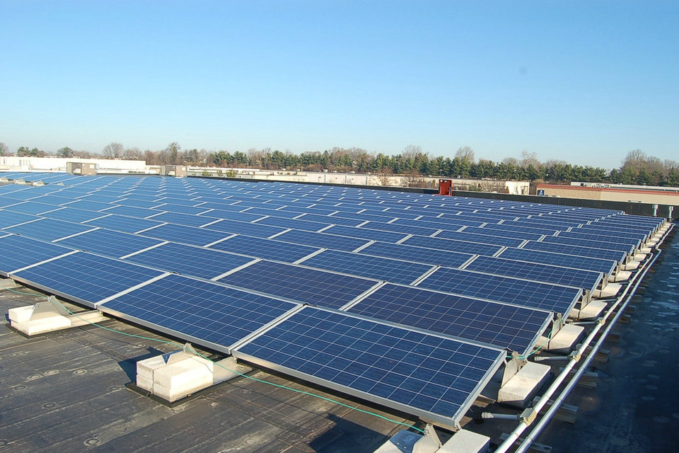 Rooftop photovoltaic power station – HiSoUR – Hi So You Are