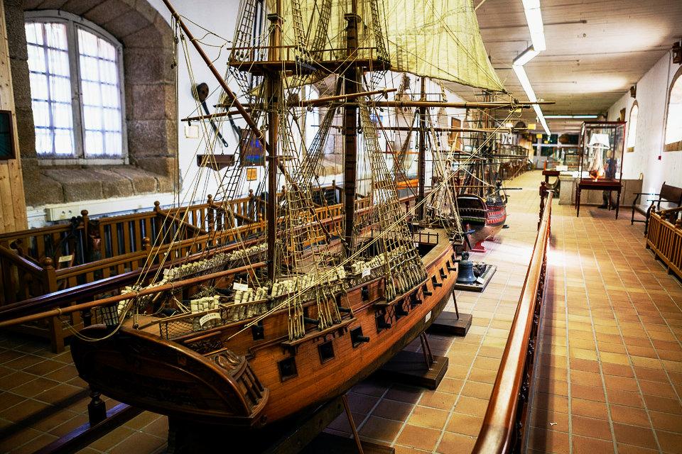 المتحف الوطني للسفن الملكية دليل السياحة في بانكوك تايلاند